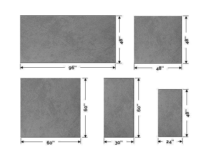 lhv design cemento revetement beton foyer cinema maison mur épaisseur dimensions
